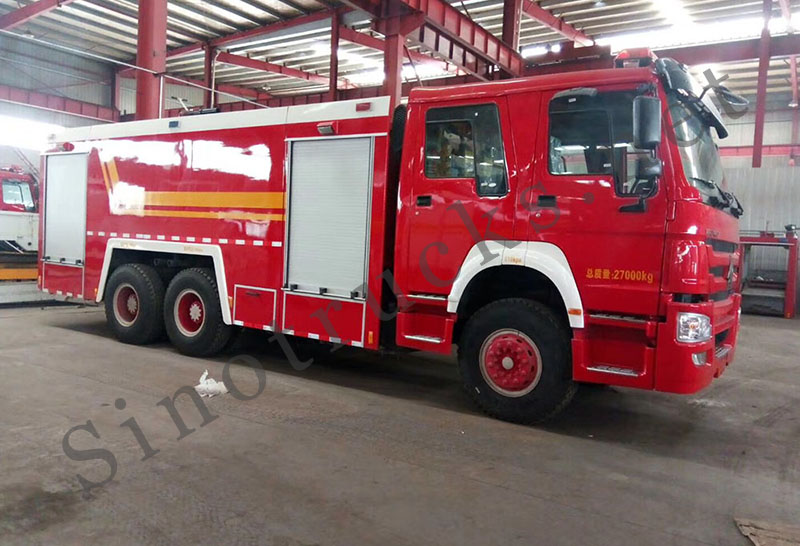 Best Price Howo Water Tank Truck 20000 Liter For Sale In